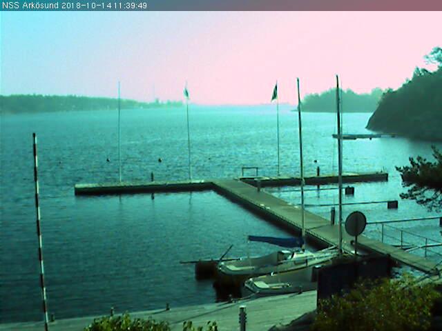 Webcam Arkösund, Norrköping, Östergötland, Schweden